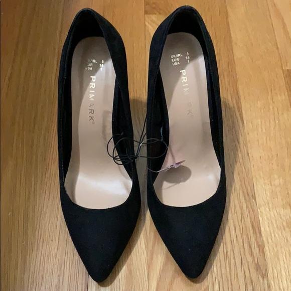 Primark Shoes   Primark Black Heels